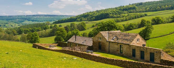 Carlton Barns Holiday Cottages in the Peak District