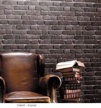 17 best ideas about papier peint brique on pinterest - Papier peint imitation brique relief ...
