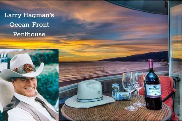 Larry Hagman's Santa Monica Penthouse Hits the Market
