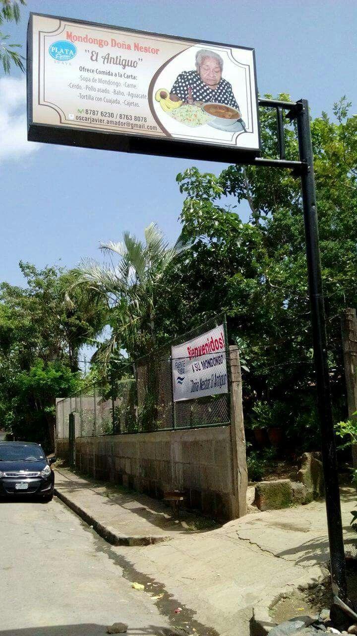 """Mondongo Doña Nestor """"El Antiguo """" el local se encuentra en la ciudad de Masatepe, Nicaragua. Definitivamente lo recomiendo!!!"""