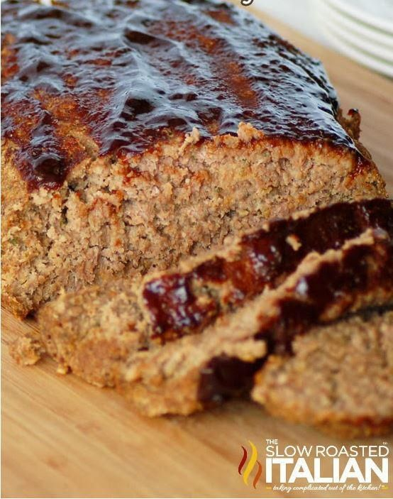Best-Ever Southern Meatloaf Recipe | This is a new twist on the classic meatloaf recipe!