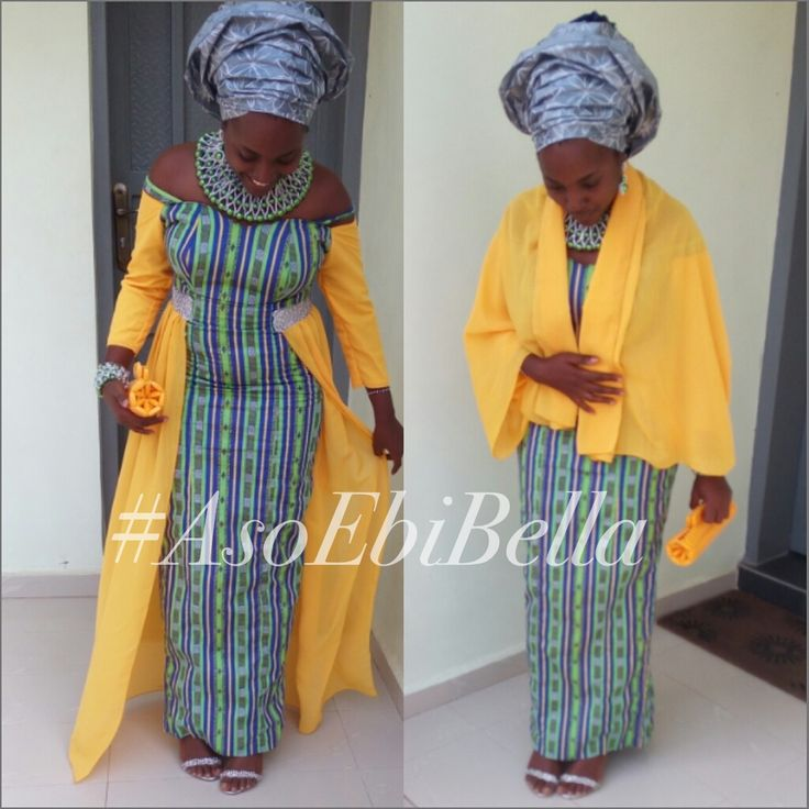 BellaNaija Weddings presents #AsoEbiBella – Vol. 119