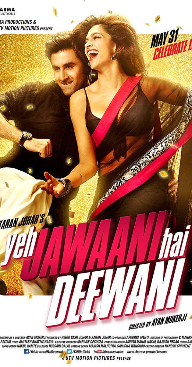 Directed By Ayan Mukherjee With Ranbir Kapoor Deepika Padukone Aditya Roy Kapoor Kalki Koechlin Romantic Movies Full Movies Online Free Bollywood Movies
