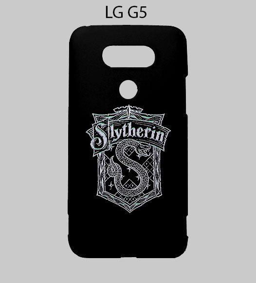 Slytherin Harry Potter LG G5 Case Cover