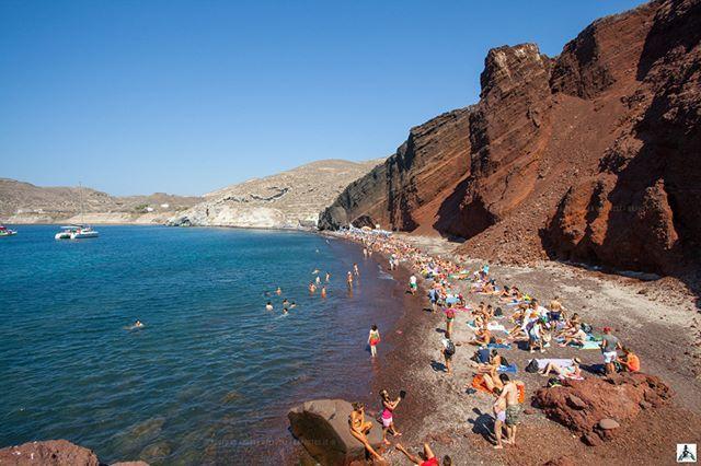 Red Beach in Santorini  PH. ANDREA GALLUCCI ————————————————————— #thegreeceguide #YEGreece2016 #santorinisecrets #TravelingOurPlanet #athenvoice #instagreece_windows #super_greece #greecetravelgr1_ #travel_greece #tourism #tourist #travel_greece_world #great_captures_greece #DiscoverGreece #ReasonsToVisitGreece #perfect_greece #santorini #oia #amoudibay #ig_santorini #SantoriniHeavenOnEarth #ig_greece #fodorsonthego #ilovegreece #santorini_lovers #wu_greece #wu_greece16 #Cyclades_island…