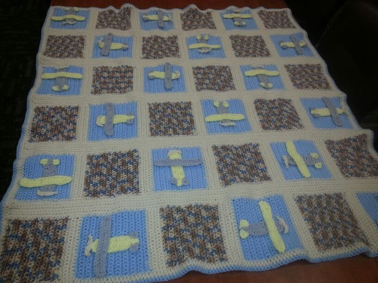 54 Best Baby Afghans Images On Pinterest Blankets Knit