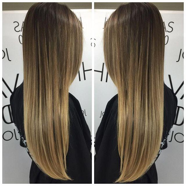 Las 25+ mejores ideas sobre Balayage pelo liso en Pinterest