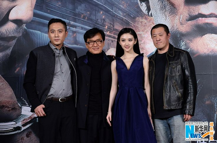"""Jackie Chan's new film """"Police Story 2013"""" will be screened on December 24, 2013"""