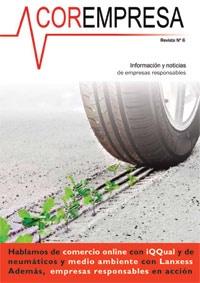 Revista Corempresa Nº 6  Revista sobre mecenazgo, filantropía, patrocinio y responsabilidad empresarial