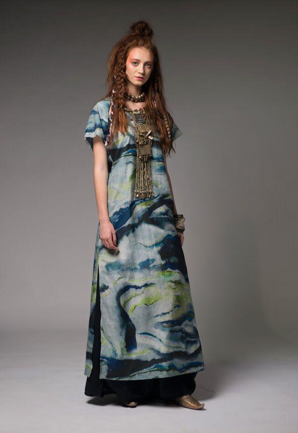 Shadow Cloud Kaftan and Kolau Mountain Pants #dogstar #dogstarclothing #laika #fashion #brisbanedesigner #australia