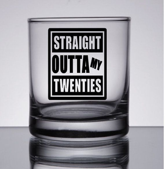 30th Birthday Straight Outta 30th Birthday by PersonalizedGiftsUS