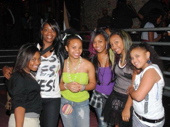 Black Teen Party 28