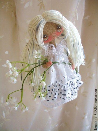 Anya ... guardian angel (reserve). Handmade.