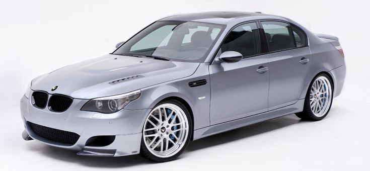 Vorsteiner E60 BMW M5 second look