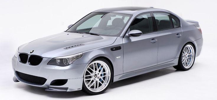 Vorsteiner E60 BMW M5 second look