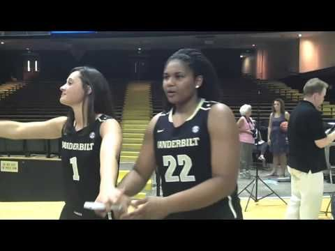 Vanderbilt Women's Basketball Photo Shoot Freestyle - basketball picture - http://sports.onwired.biz/basketball/vanderbilt-womens-basketball-photo-shoot-freestyle-basketball-picture/