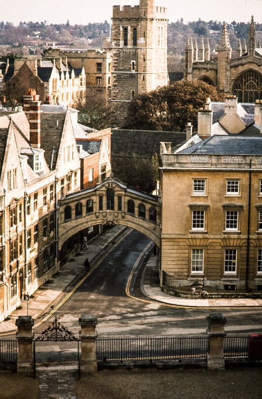 Oxford, England (1982)