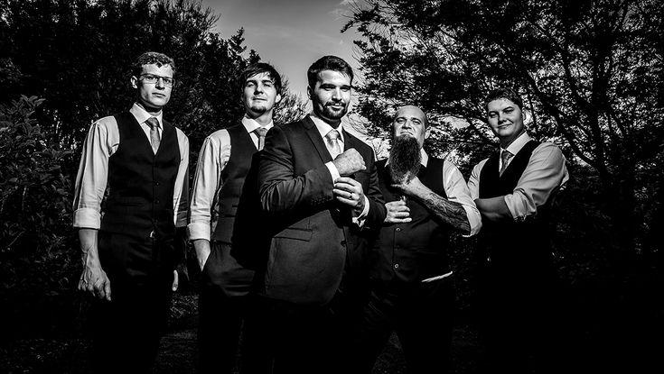 The Boys   Toowoomba Wedding Photography   Wedding Artworks