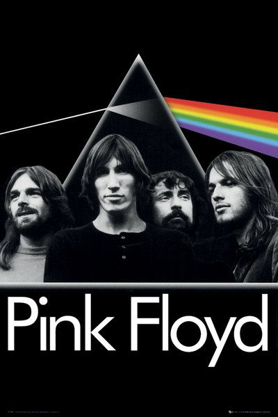 Pink Floyd was an English rock band formed in London who's music promoted rebellion and distrust of the government.