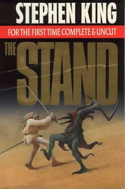 Stephen King's the stand one of my most favorite books ever!