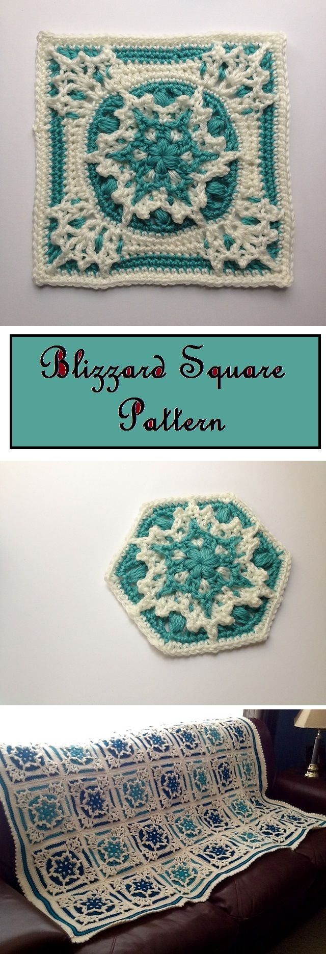 Art of Square Crocheting – Patterns Included – Design Peak