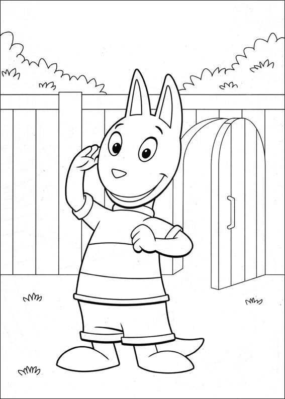Backyardigans 9 Ausmalbilder Fur Kinder Malvorlagen Zum Ausdrucken Und Ausmalen Mit Bildern Malvorlagen Wenn Du Mal Buch Ausmalbilder Kinder