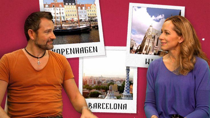 WDR-Reiseexpertin Tamina Kallert und ihr Kameramann Uwe Irnsinger sind unterwegs in Europas schönsten, aufregendsten und vielfältigsten Städten. Sie zeigen die besten Geheimtipps in den schönsten Wohlfühlstädten Wien, Barcelona und Kopenhagen und klären die Frage: Welche Stadt ist die Glücklichste?