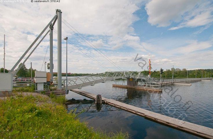 Ponttoonipolku - silta, Tihisenniemi