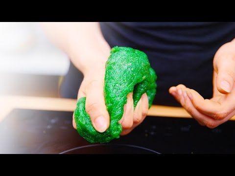 DIY Schleim aus nur 3 Zutaten ! /// Magischer Kneten Schleim selber machen - YouTube