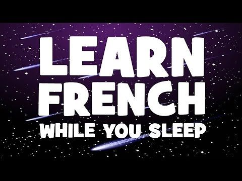 how to learn a language in your sleep