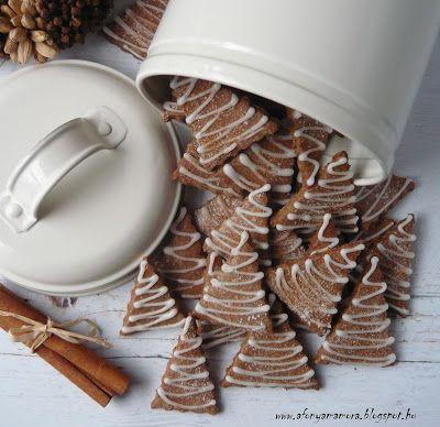 Az áfonya mámora: Fahéjas keksz narancsglazúrral