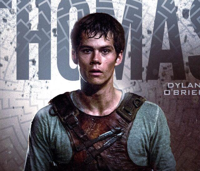 Thomas maze runner!!