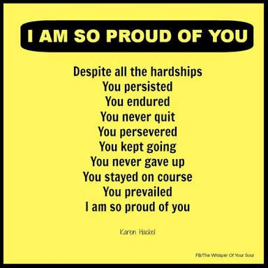 Image result for so proud of you quotes