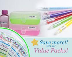 School Labels | Order Labels 4 School Online