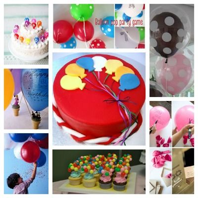21 best Balloon party images on Pinterest Balloon party Birthday
