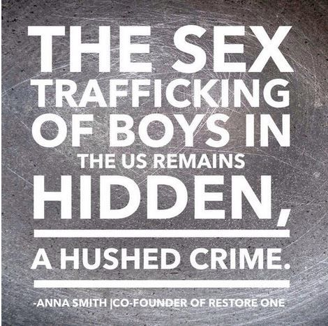 organizations trying to stop sex trafficking