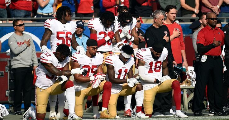 #MONSTASQUADD On Pro Football: National Anthem Protests Sidelined by Ambiguity