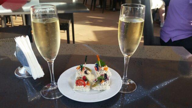 Prosecco Aperitif @Ambrosia Rooftop Restaurant & Bar.