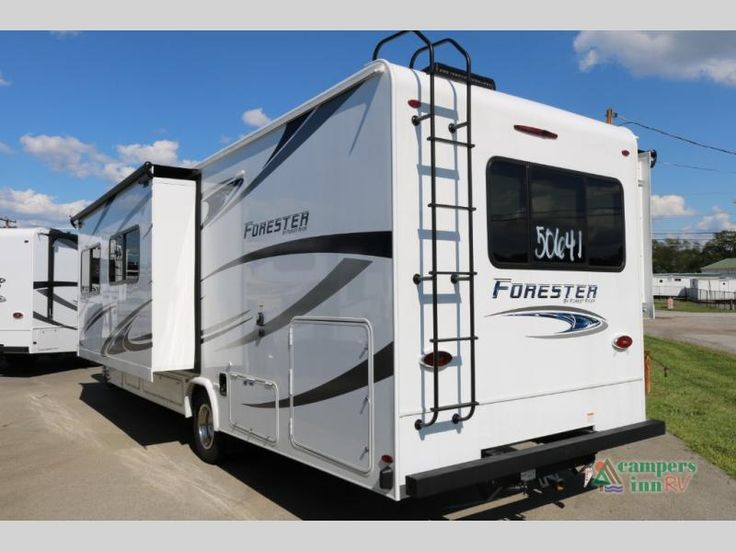 New 2020 forest river rv forester 3011ds ford motor home