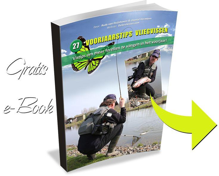 Community voor forelvissers & vliegvissers - gratis 29 forel-vistips voorjaar