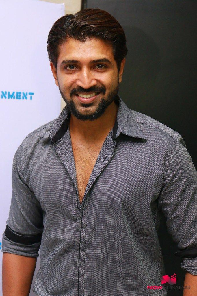 Arun Vijay at ICE In Cinemas Entertainment Production Launch
