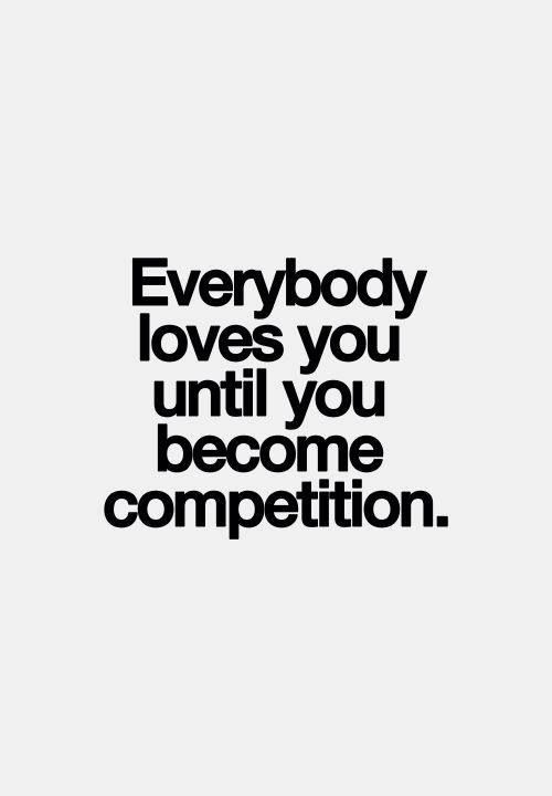 Competition. There are alot of event companies out there that you could be competing with another company for an event.