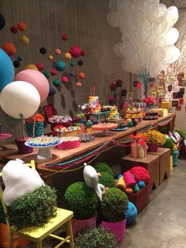 Tudo Simples e Decorado: Bolas e Balões