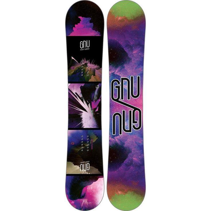 Gnu - Velvet Gnuru EC2 Snowboard - Women's - One Color