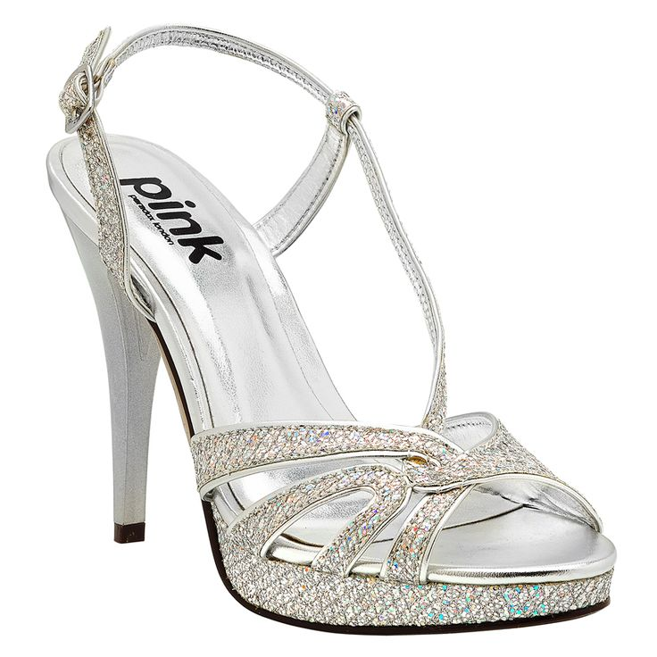 Silver Platform Shoes For Wedding 018 - Silver Platform Shoes For Wedding
