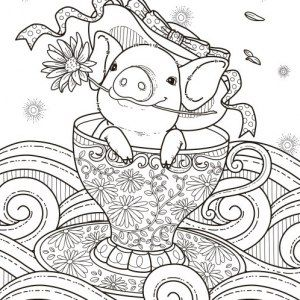 full size coloring pages adults - photo#46