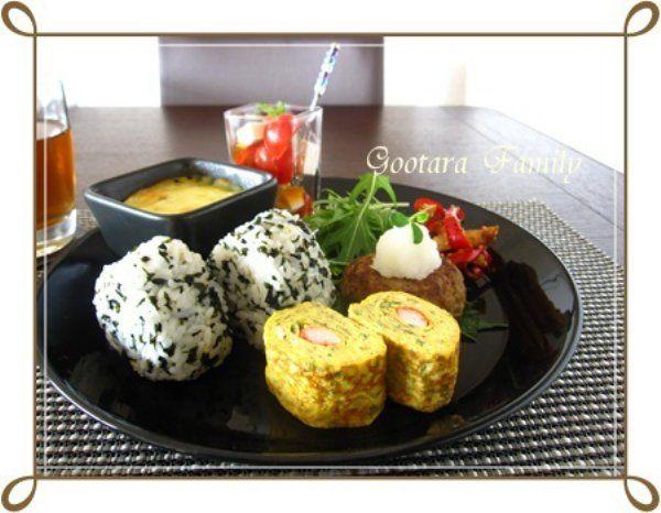 おしゃれで美味しい和食のワンプレートごはんの画像の詳細です。