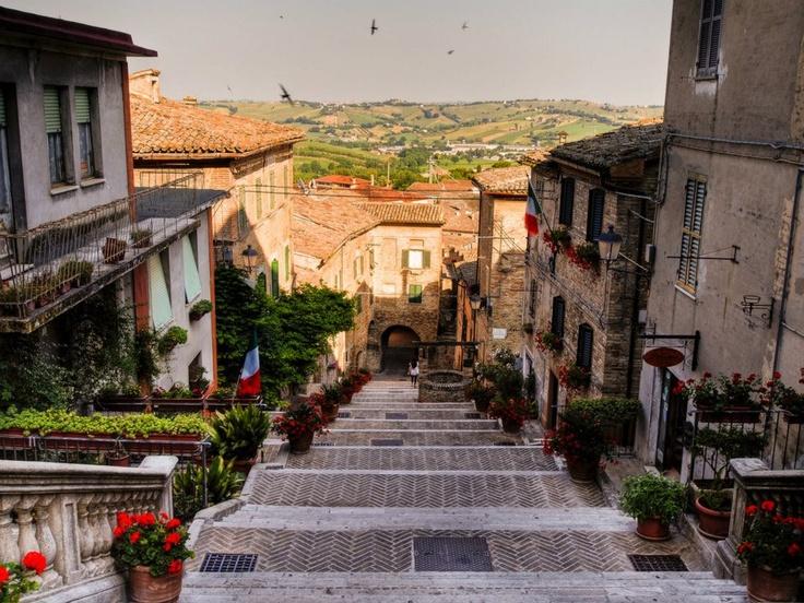Corinaldo (AN) - Rejse Marche - Italien