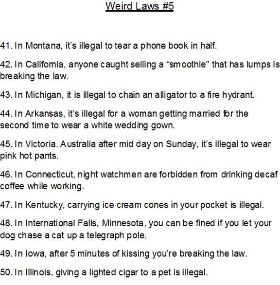 Pa weird sex laws