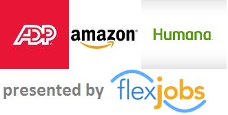 FlexJobs released a list of the 100 top companies with remote jobs in 2015, and we're thrilled to be hosting a related webinar for job seekers! If you're in the market for a remote job (a.k.a. work-from-home, virtual, telecommute job), don't miss this event, covering how to find remote jobs and the companies
